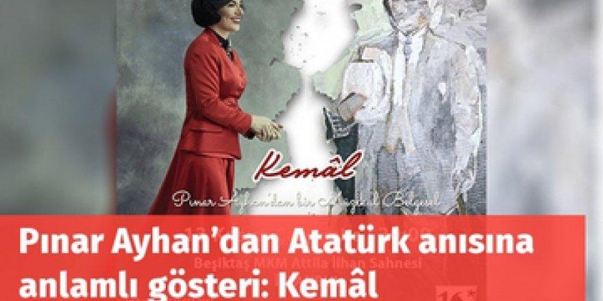 Atatürk'ü anlattı İBB 320 bin lira ödedi.