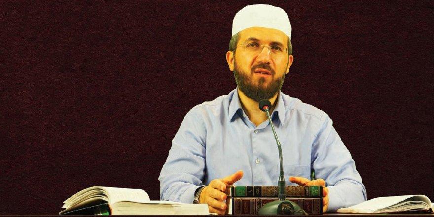 İhsan Şenocak:Mukaddesatıma söven iffet ahlak yobazlarına