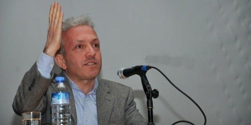 Prof. Dr. Ebubekir Sofuoğlu'na destek mesajları yağıyor.