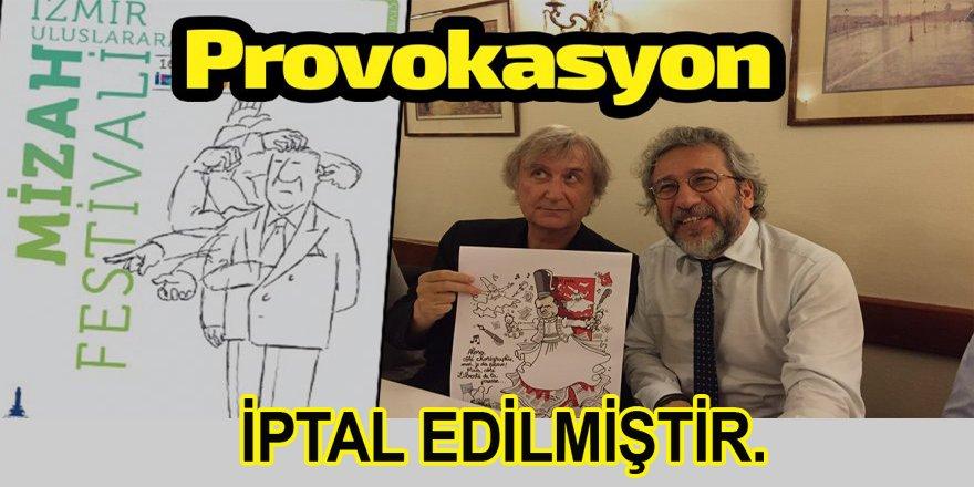 İzmir Valisi:Bu toplantı iptal edilmiştir.