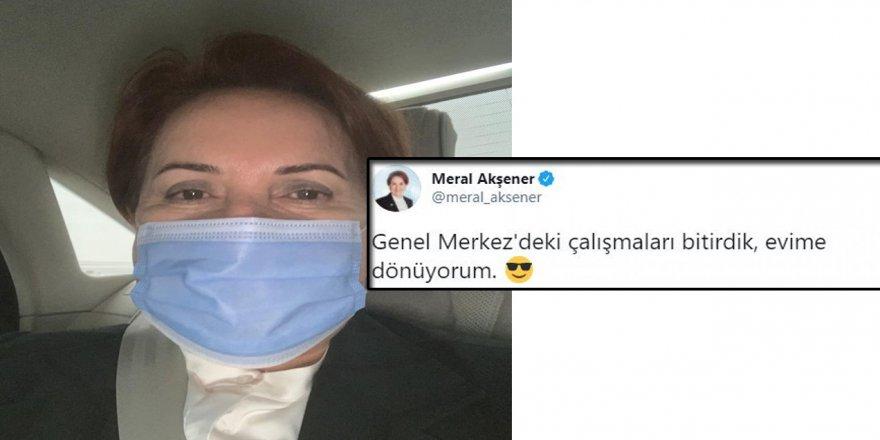 Meral Akşener'den Bahçeli'ye espirili yanıt