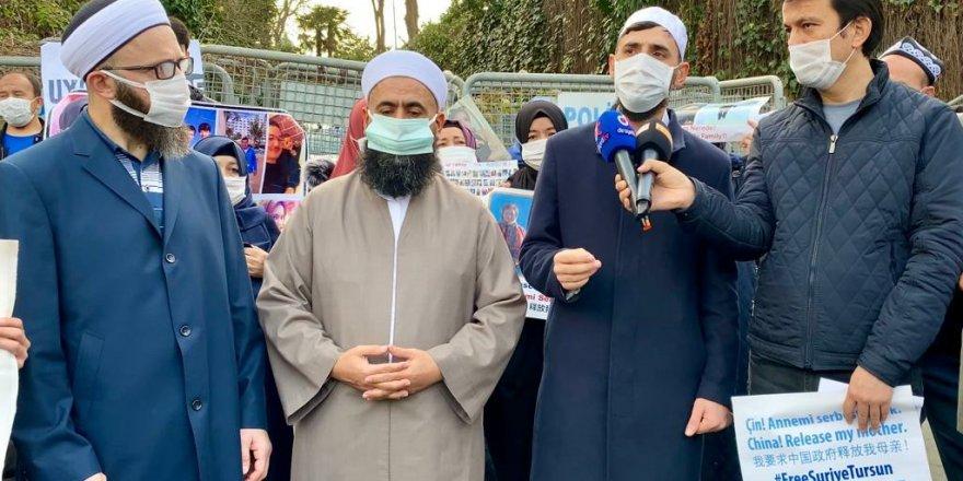 Müdafaa-i İslam Hareketinden Uygur Türklerine destek