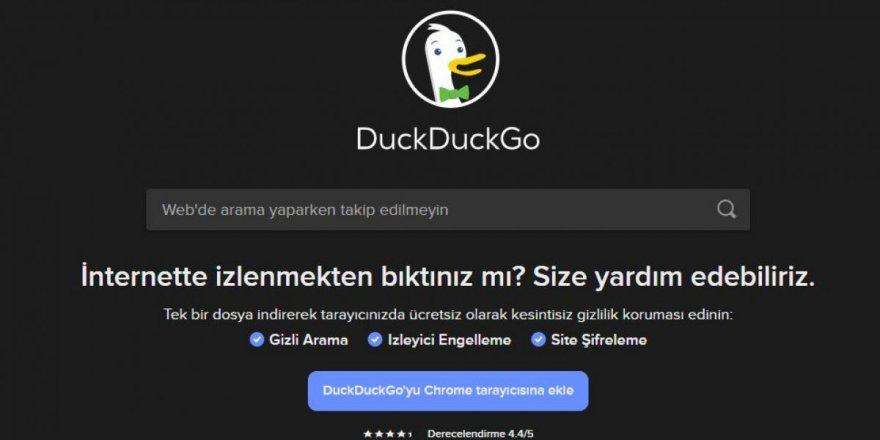 DuckDuckGo rekor kırdı günlük 100 milyon aramaya ulaştı