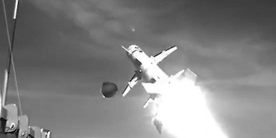 Roketsan'ın milli gemisavar füzesi Atmaca'nın test atışları başladı
