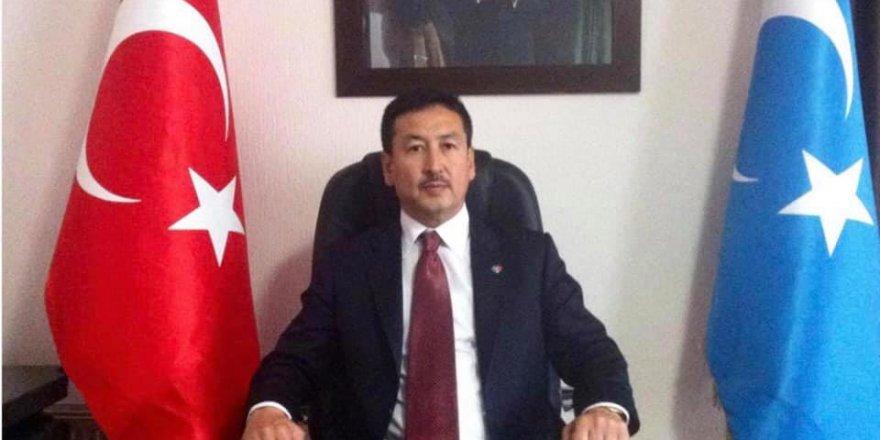 Seyit Tümtürk:Bilinsin'ki Çin bizden aldığın her canın hesabını verecektir.