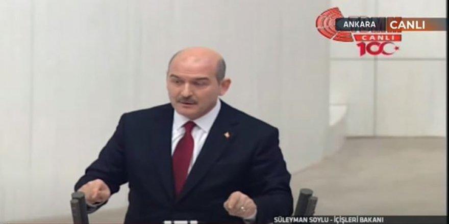 Süleyman Soylu:Murat Karayılan'ı bin parçaya bölmezsek