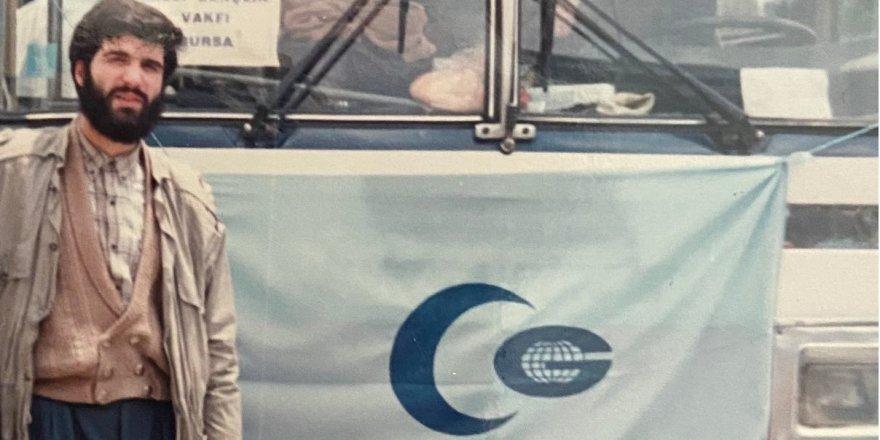 Ak Parti'nin yeni İstanbul İl Başkanı Osman Nuri Kabaktepe