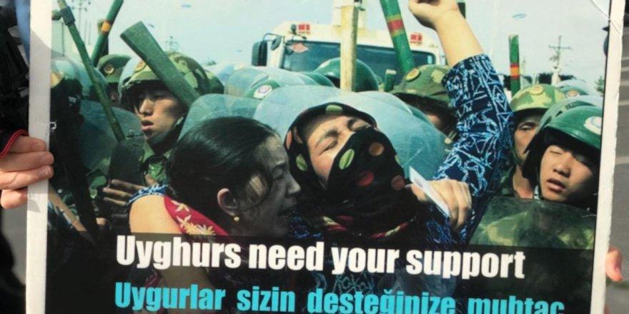 """Çin'in Uygur Türklerine yönelik uygulamalarını """"soykırım"""" olarak tanımlandı"""