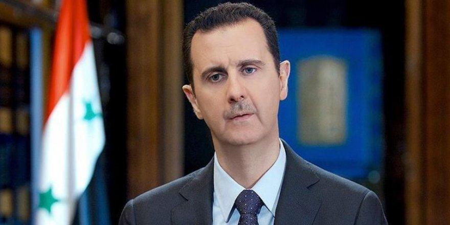 Katil Beşar Esad ve eşi koronavirüse yakalandı