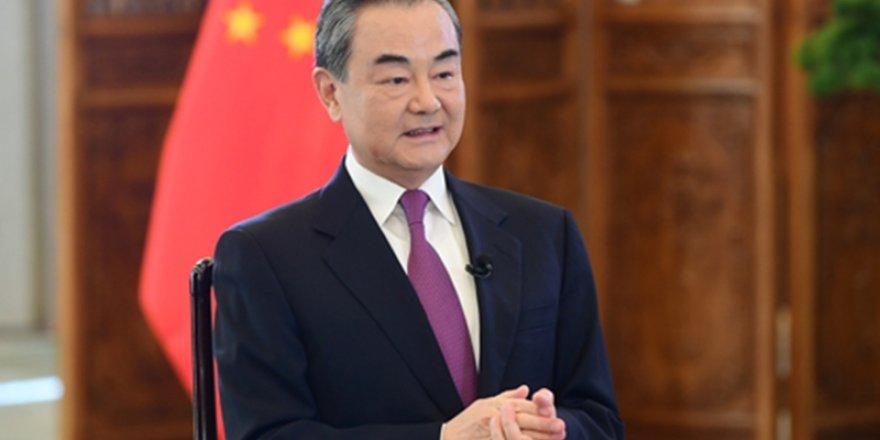 Çin'in Dışişleri Bakanı Wang Yi 25 Mart'ta Türkiye'de