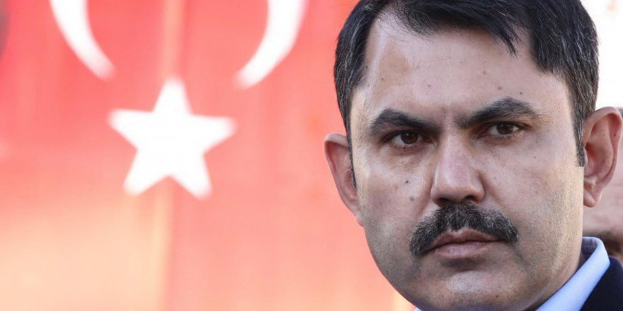 Murat Kurum'dan dikkat çeken su açıklaması