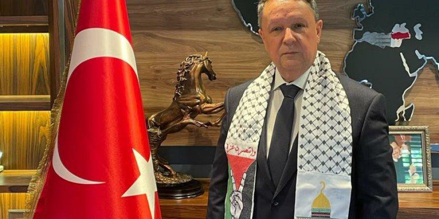 """""""İsrailli diplomatlar sınır dışı edilmeli"""""""