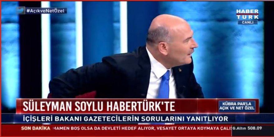 Süleyman Soylu'dan şok Ahmet Davutoğlu açıklaması
