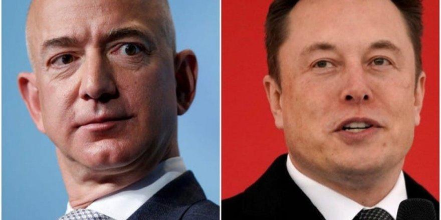 NASA, Jeff Bezos'un o teklifini reddetti