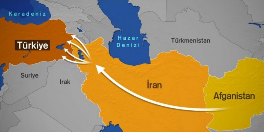 İran Türkiye için sınırı kapattı