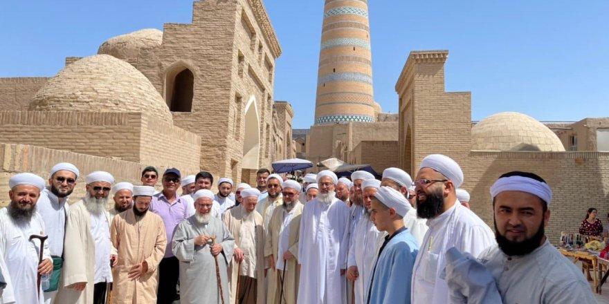 İsmailağa Camiasından Özbekistan ziyareti