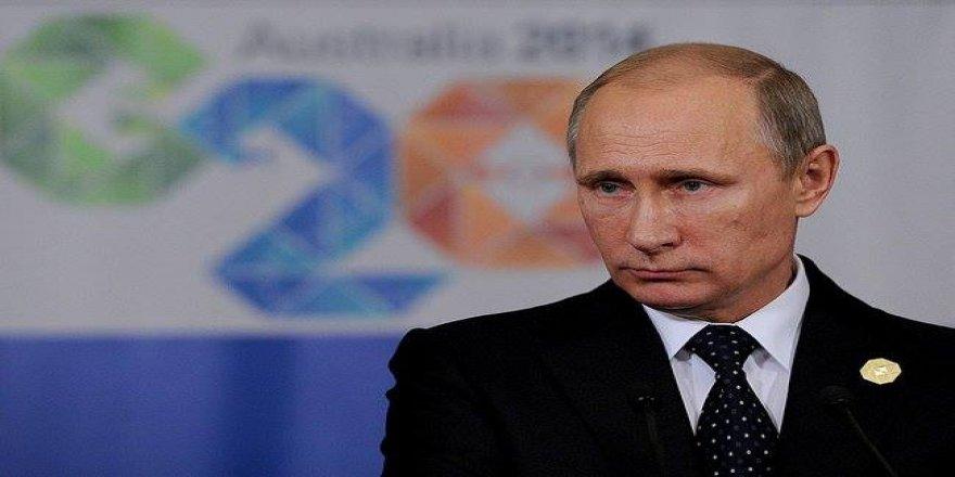 Vladimir Putin: Afganistan'daki krizin sebebi, ABD'nin sorumsuz girişimleridir