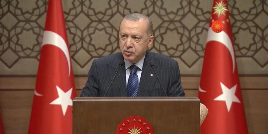 2023'ün Türk milletinin yeniden şahlanışının sembolüdür