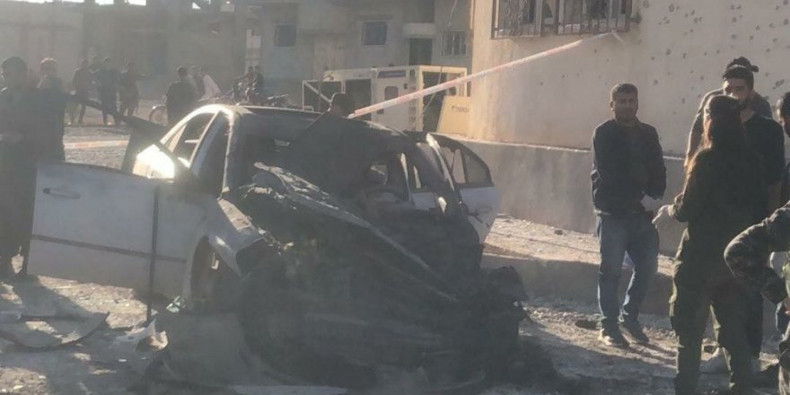 MİT buldu SİHA'lar Kobani'nin ortasında vurdu