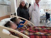 Yerli malı haftasında 22 öğrenci zehirlendi