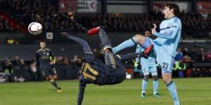 Numan ve Sow UEFA Avrupa Ligi'nde haftanın 11'ine girdi