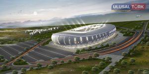 """Mega proje """"Ordu Stadı"""" ihalesi onaylandı"""