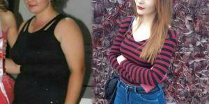 5 ayda 40 kilo verdi ve öneriyor