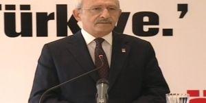 Kılıçdaroğlu:''Polise sıkılan her kurşun millete sıkılmıştır''