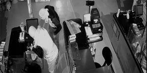 Markete giren hırsızlar 70 bin TL değerinde sigara çaldı