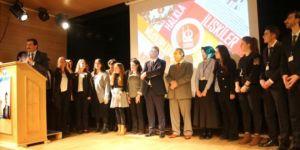 Halkla İlişkiler Akademesi Ödülleri bu sene ''Bugün Başkan Sensin''in oldu