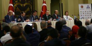 Cumhurbaşkanı Erdoğan için Resmi Tören
