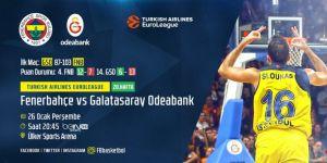 Derbinin kazananı Fenerbahçe!