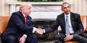 Yeni Başkan'a Obama'dan da tepki gecikmedi