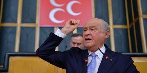MHP Liderinden Barzani açıklaması!