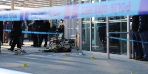 Erzurum otogarında cinayet