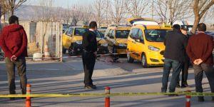 Taksicilerin can güvenliği yok
