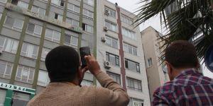 Mersin'de bir genç intihar girişiminde bulundu
