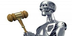 Robot avukat hukuk danışmanlığı yapıcak