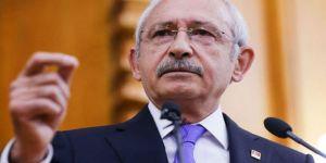 CHP Lideri Hüsamettin Cindoruk'a ziyarette bulundu