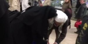 Atatürk Havalimanında oyuncak silah tartışması