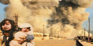 Dünya Halepçe'deki dramı izledi