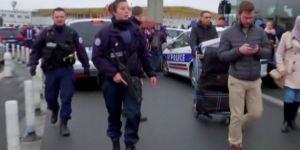 Paris'te Orly Havalimanına saldırı