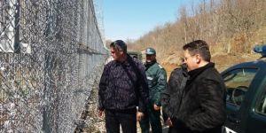 Bulgaristan-Türkiye sınırına tel örgü