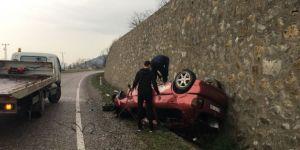 Zonguldak'ta korkunç kaza: 1 ölü