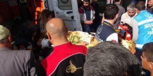 Mardin'de trafik kazası: 1 ölü, 5 yaralı