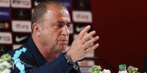 Fatih Terim'den maç sonu açıklaması