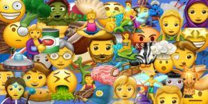 Yeni emoji'leri görücüye çıktı