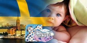 İsveç'te çocuk kampanyası başlattı