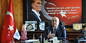 Pınarbaşı Belediye Başkanı kaza geçirdi