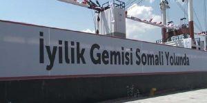 Türkiye Somali'ye Yardıma Gidiyor